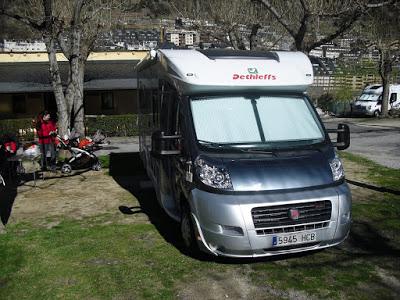 Andorra – Camping Valira
