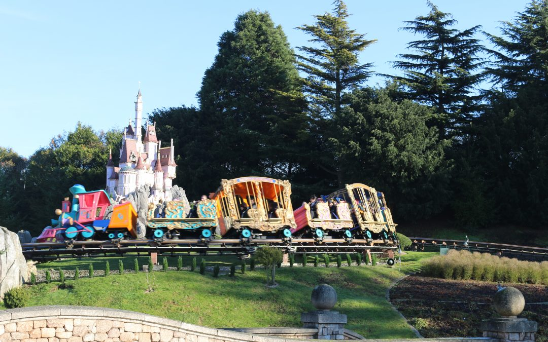 Cap d'Any 2014 a Disneyland París