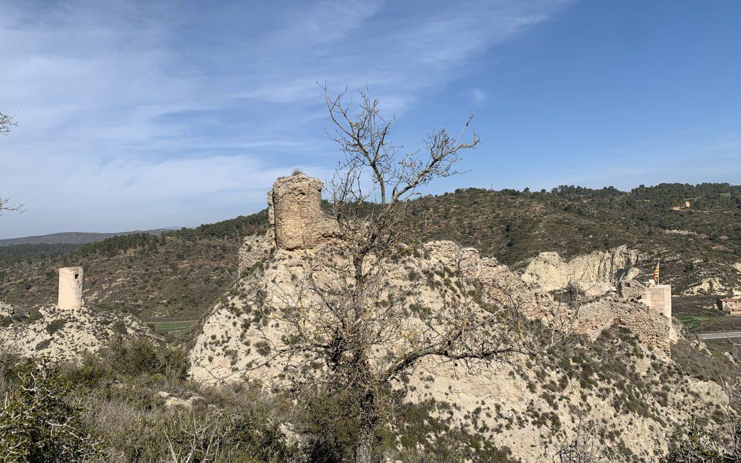 Castellfollit Riubregós – La Llacuna (CONFINAMENT COMARCA ANOIA)